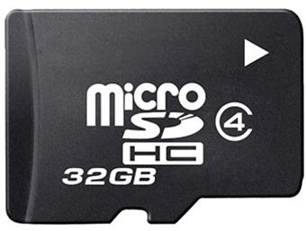 carte sd 32 go