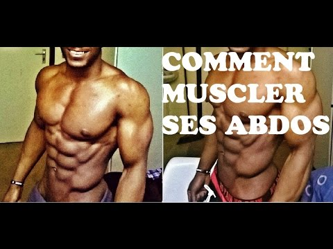 comment muscler ses abdos