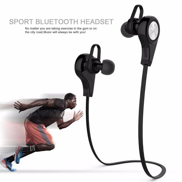 écouteurs course à pied