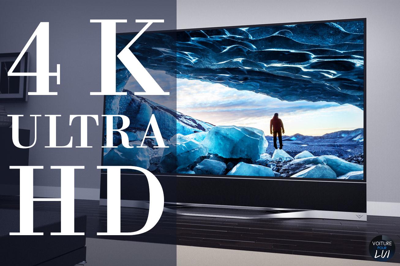 ecran tv 4k