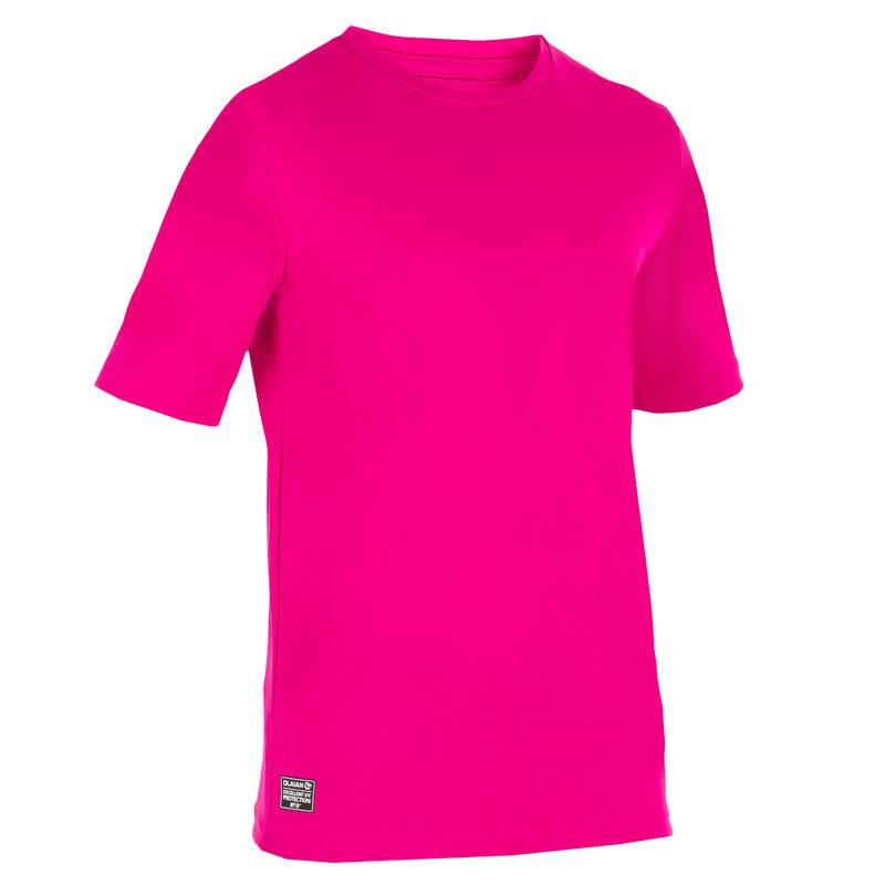 tee shirt anti uv enfant