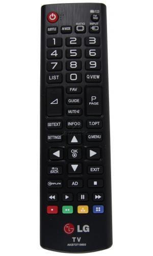 telecommande lg tv