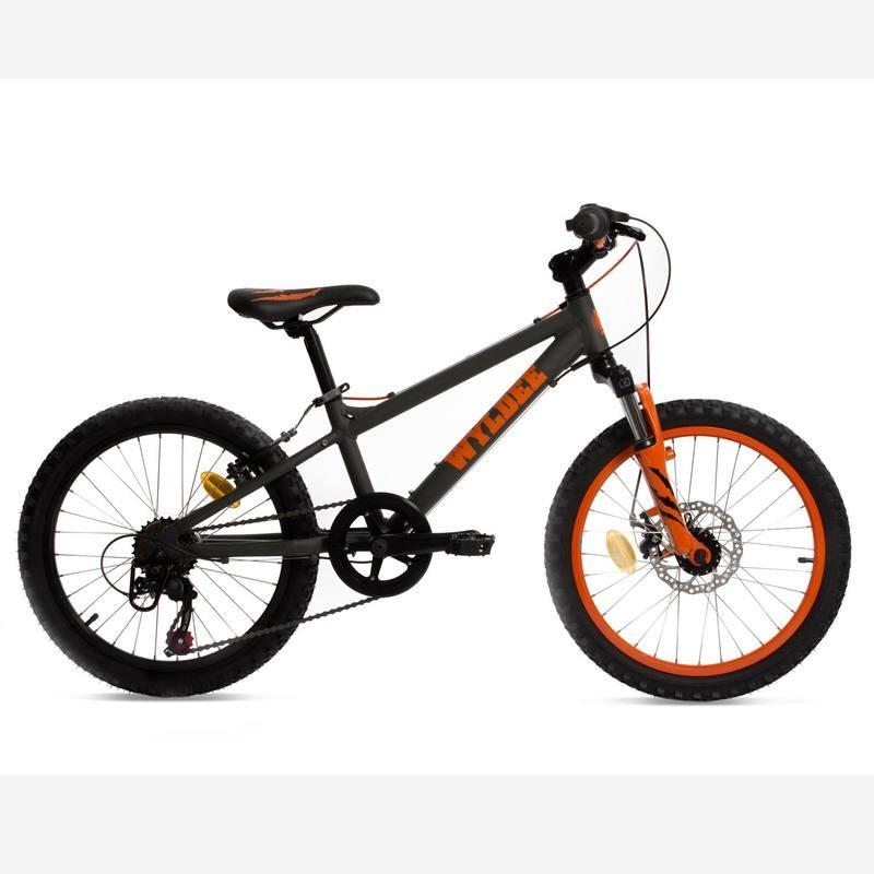 vélo 22 pouces décathlon