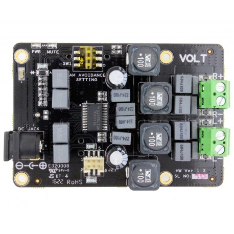amplificateur audio