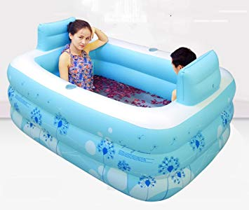 baignoire gonflable adulte
