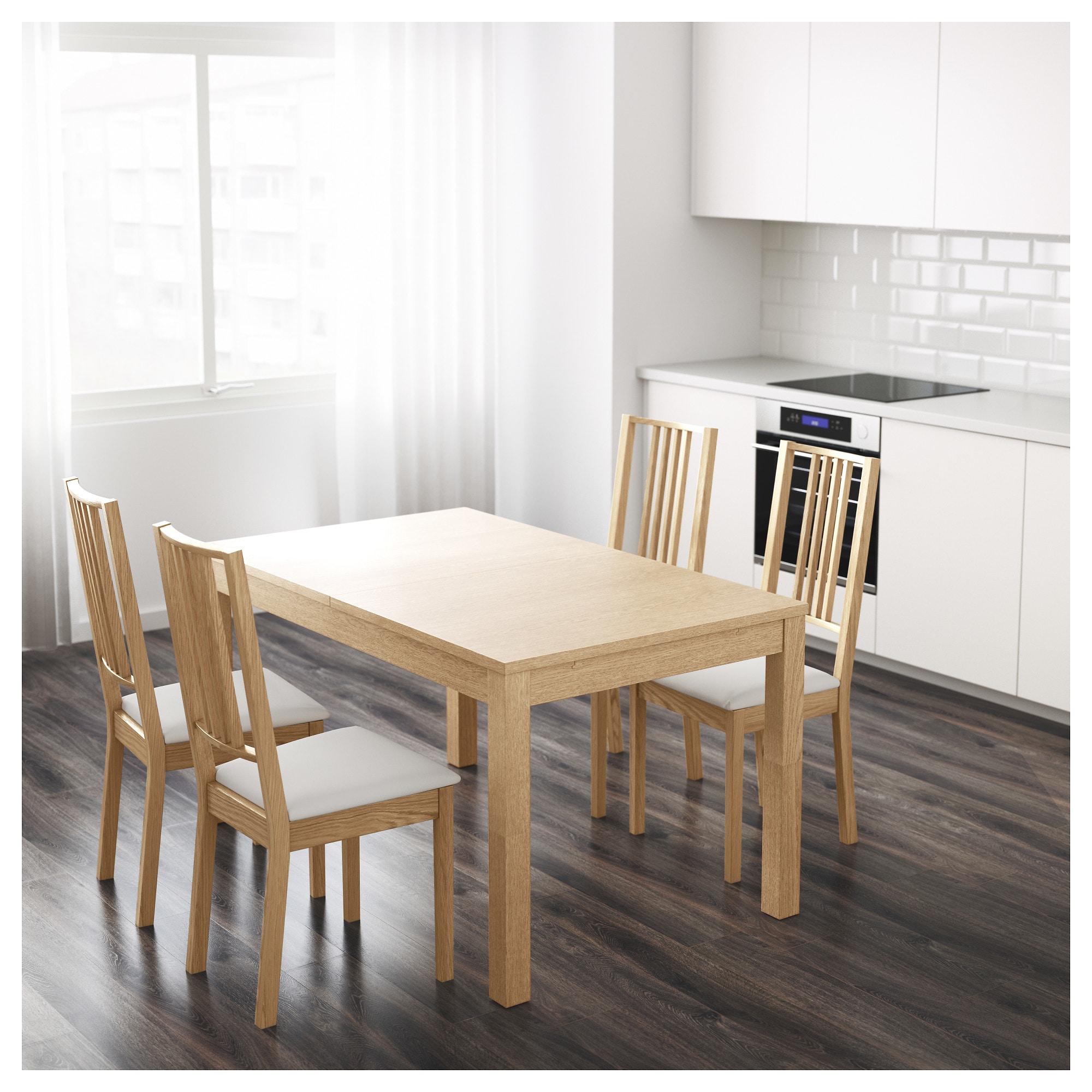 bjursta table