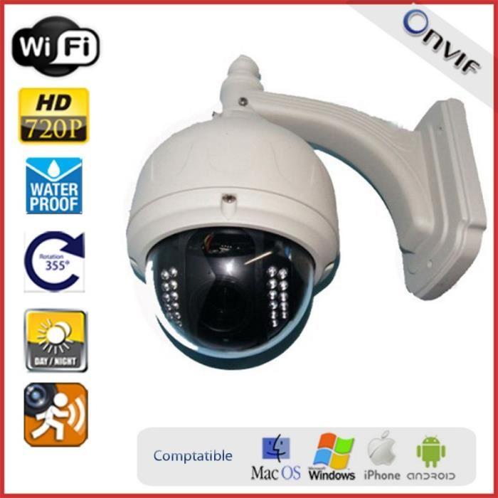 camera exterieur wifi