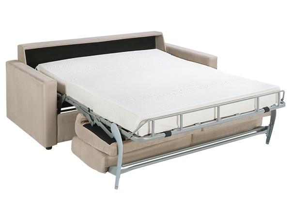 canapé convertible avec matelas