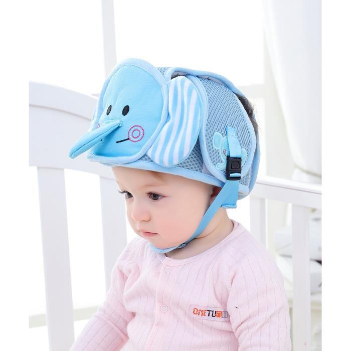 casque de protection bébé