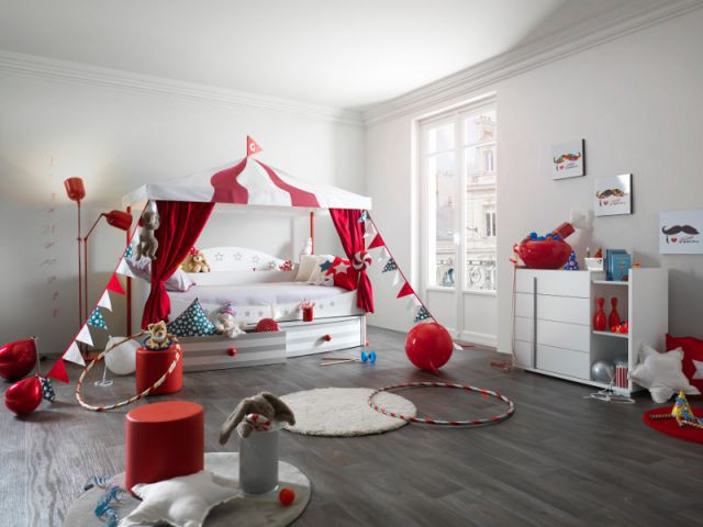 chambre garçon 3 ans
