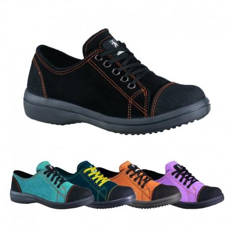 chaussure de securite femme