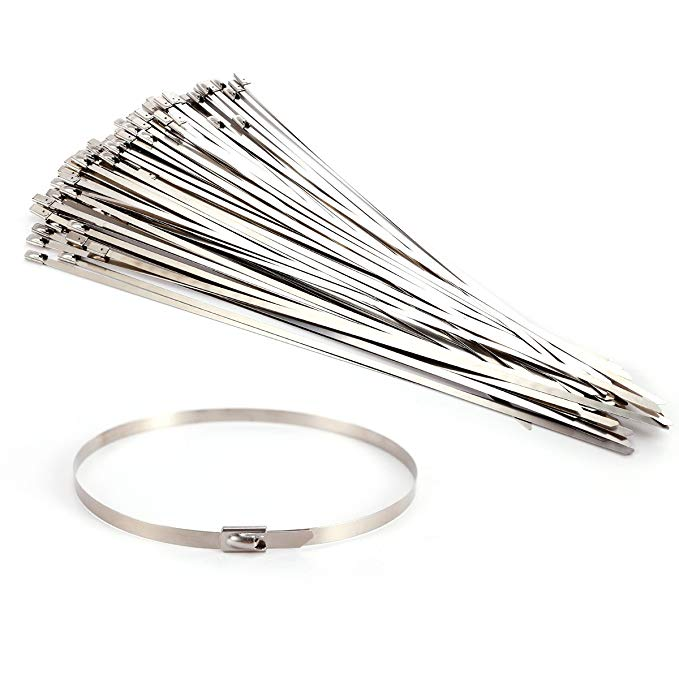colliers de serrage métallique