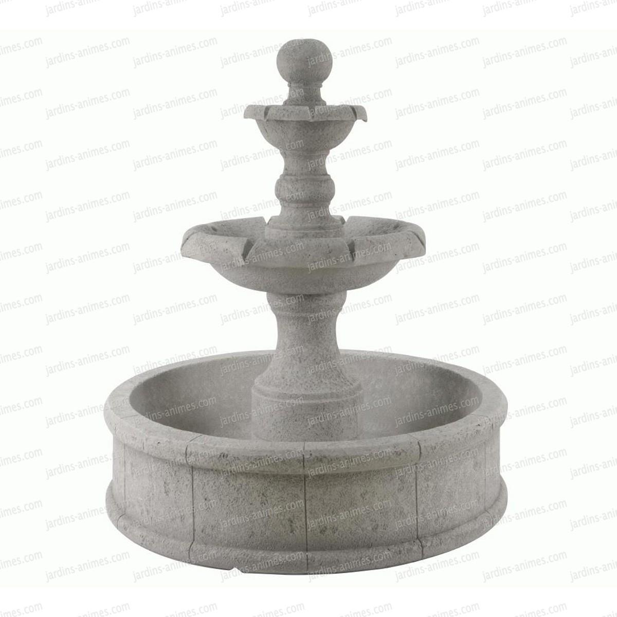 fontaine exterieur