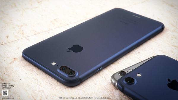 iphone 7 caracteristique