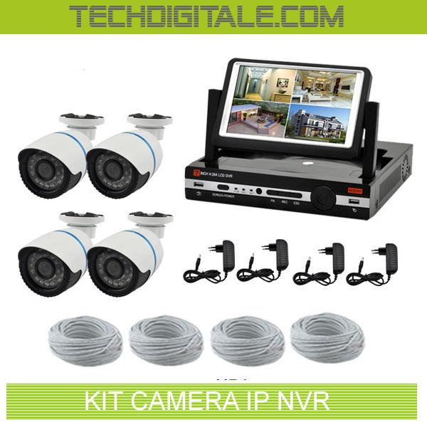 kit camera de surveillance