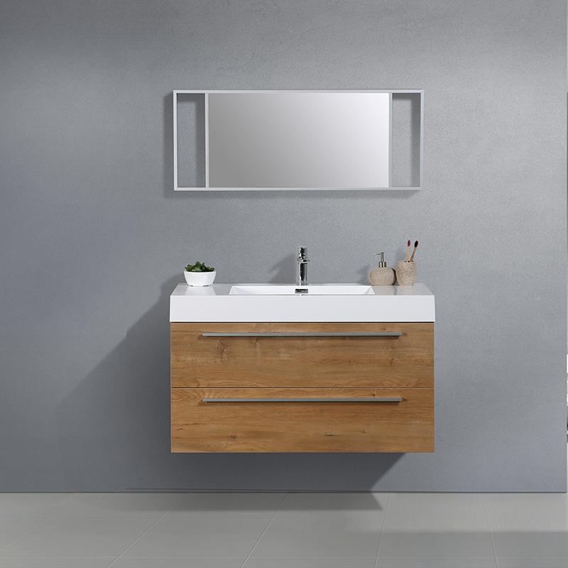 meuble salle de bain 100 cm