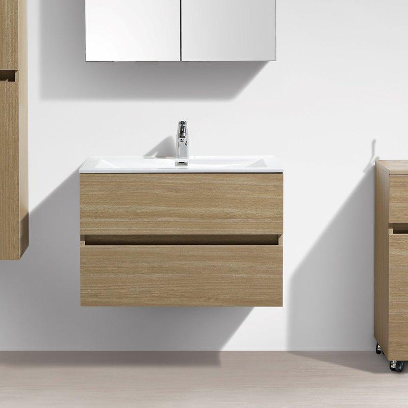 meuble salle de bain 80 cm