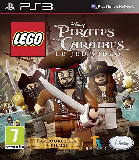 pirates des caraïbes le jeu