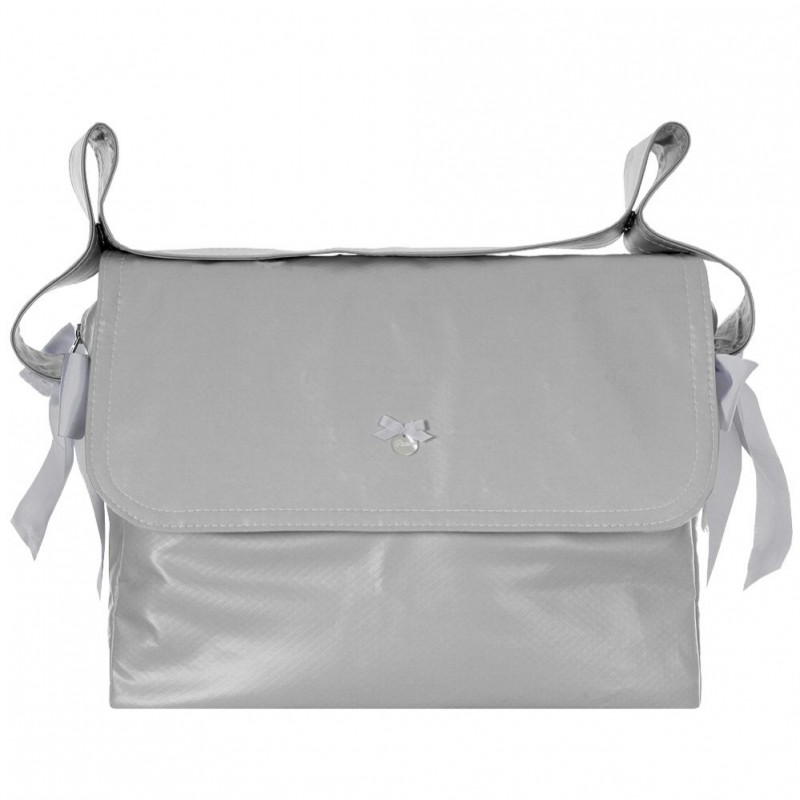 sac a langer gris