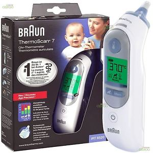 thermometre braun bebe