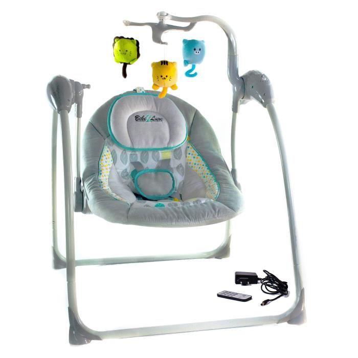 transat electrique bébé