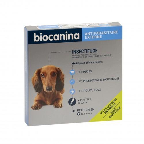 antiparasitaire chien