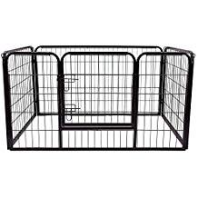 enclos chien intérieur