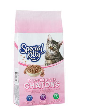 nourriture pour chaton