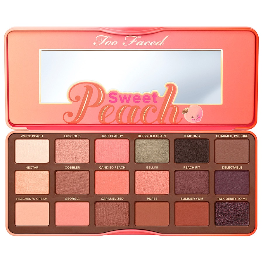 palette too faced peach