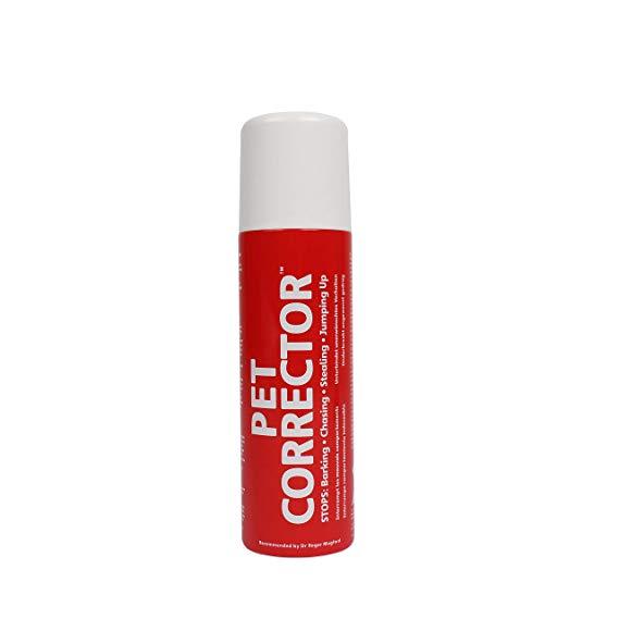 pet corrector spray