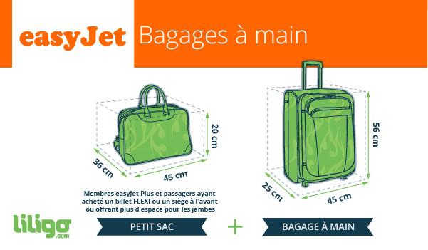 vol bagage a main