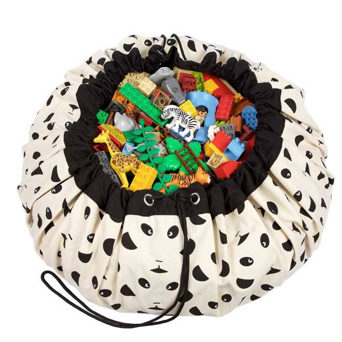 tapis sac de rangement