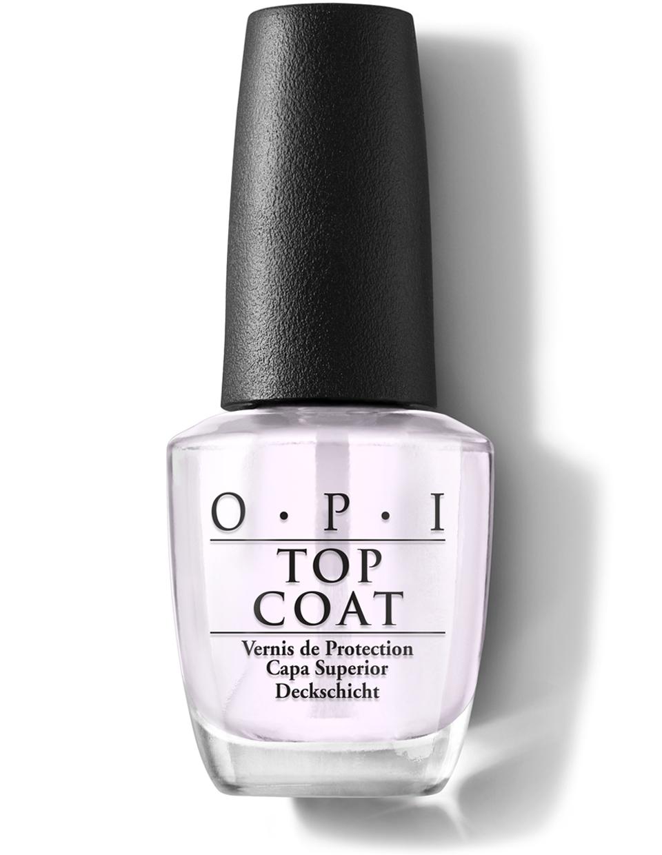 top coat opi