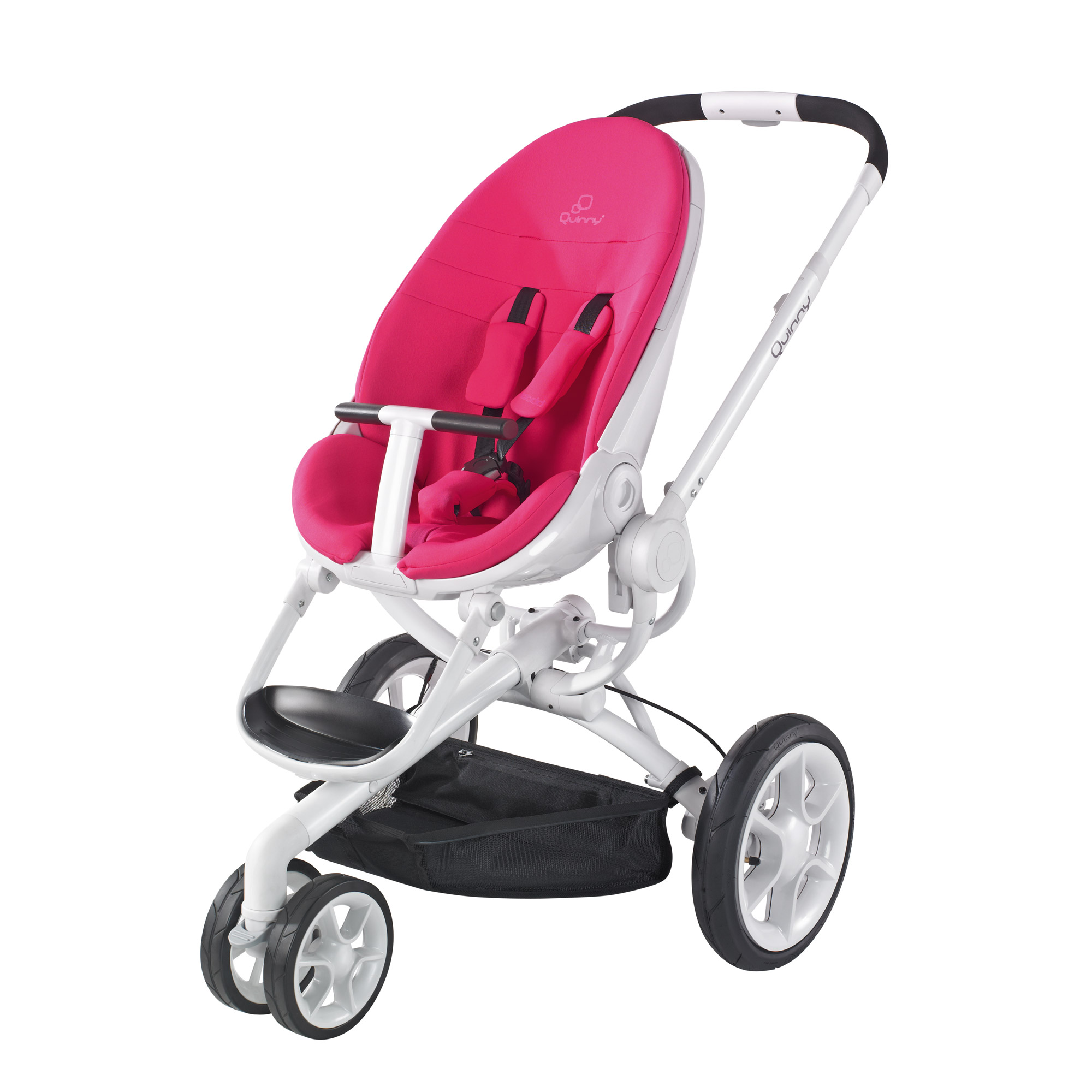 poussette quinny moodd pink