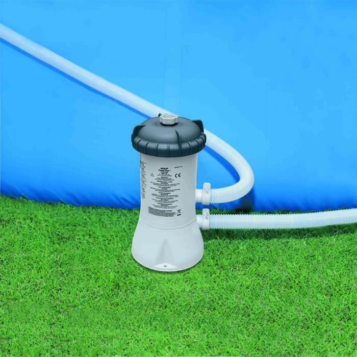 pompe piscine intex